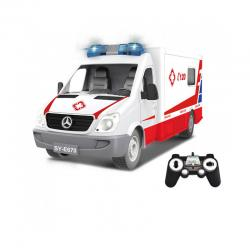 RC 1/18 MB Sprinter Ambulance