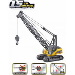 1/14 15ch RC Tracked Crane