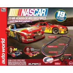 Team Hendrick Slot Car Set
