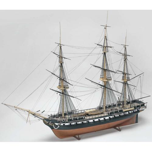 uss constitution old ironsides 1 96 free cdn shipping available