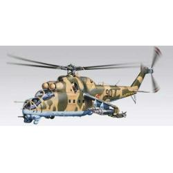 Mil-24D Hind Helicopter 1/48