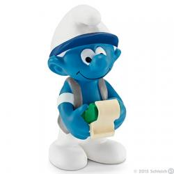 Accountant Smurf