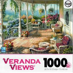Dixies Veranda View 1000pc