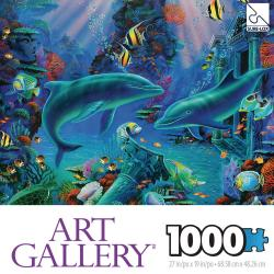 Dolphin Dreams 1000pc
