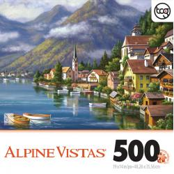 Alpine Vistas 500pc