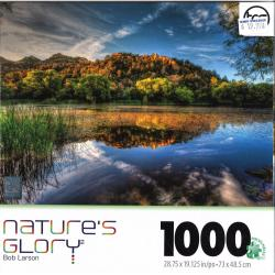 Bob Larson Natures Glory 1000pc