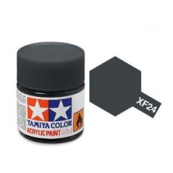 XF-24 Flat Dark Grey Acrylic Mini