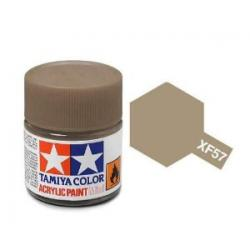 XF-57 Flat Buff Acrylic Mini