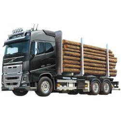 Volvo FH16 Timber Truck 1/10 Kit
