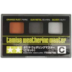 Weathering Master Orange/Silver/Metal