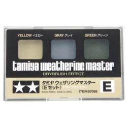 Weathering Master Yellow/Gray/Green