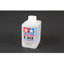 Acrylic/Poly Thinner X20A 250ml