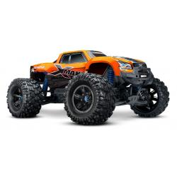 X-Maxx 8S 4WD Monster Truck Orange-X