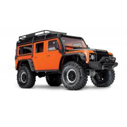 TRX4 Land Rover 1/10 Orange Ltd RTR