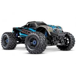 Maxx 4S 4WD Brushless RTR 1/10 Blue