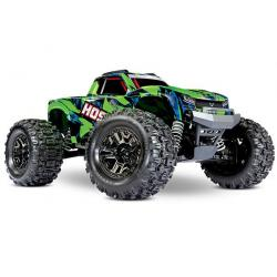 Hoss 1/10 4x4 VXL Green & Blue