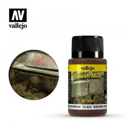 Splash Mud Brown 40ml