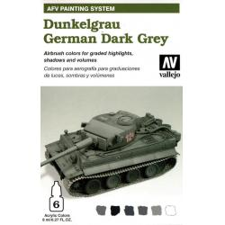 AFV Set German Dark Grey