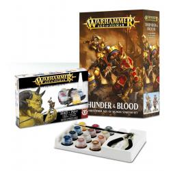 Age of Sigmar: Thunder & Blood