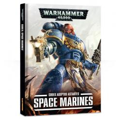Warhammer 40K Codex: Space Marines