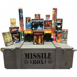 Missle Box Small Crate
